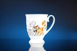 puodelio fotografija